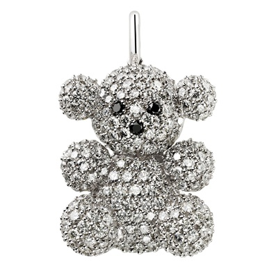 sparkles: Tous Bears, Teddy Bears, Tous Bubbles, Bears Pendants, Bears Necklaces, White Gold, Bubbles Bears, 18Kt White, Jewelry Boxes