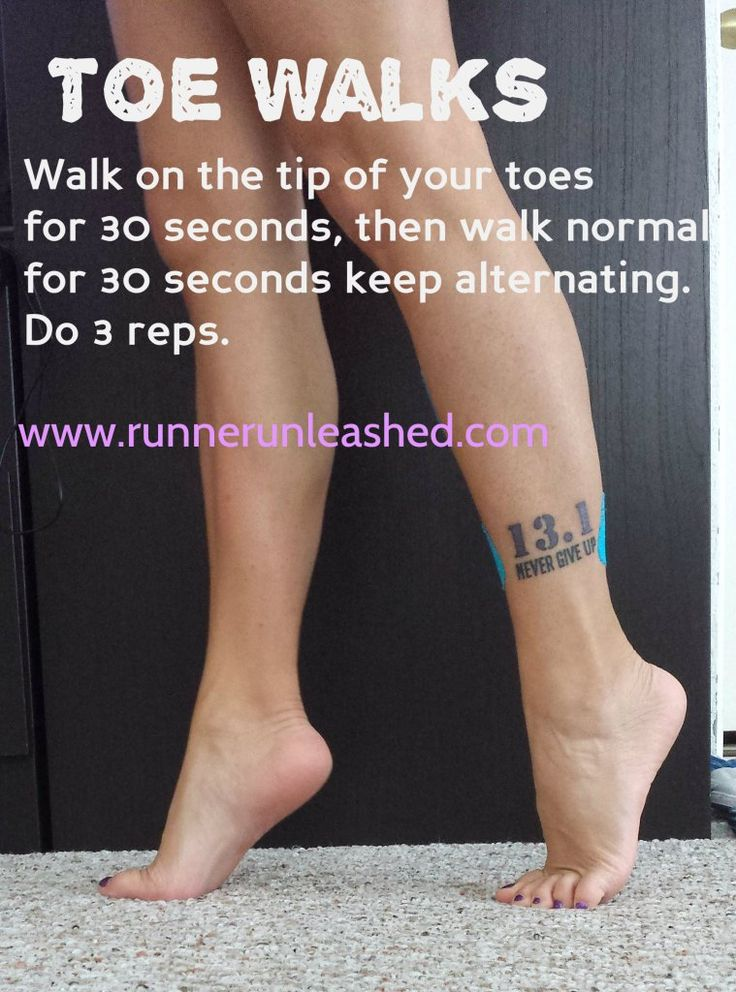 I hear the word shin splints and I cringe! It is a common running injury we sometimes get! I know I have written and talked about it before, but I am refreshing your memory to help you out! MOST CO…