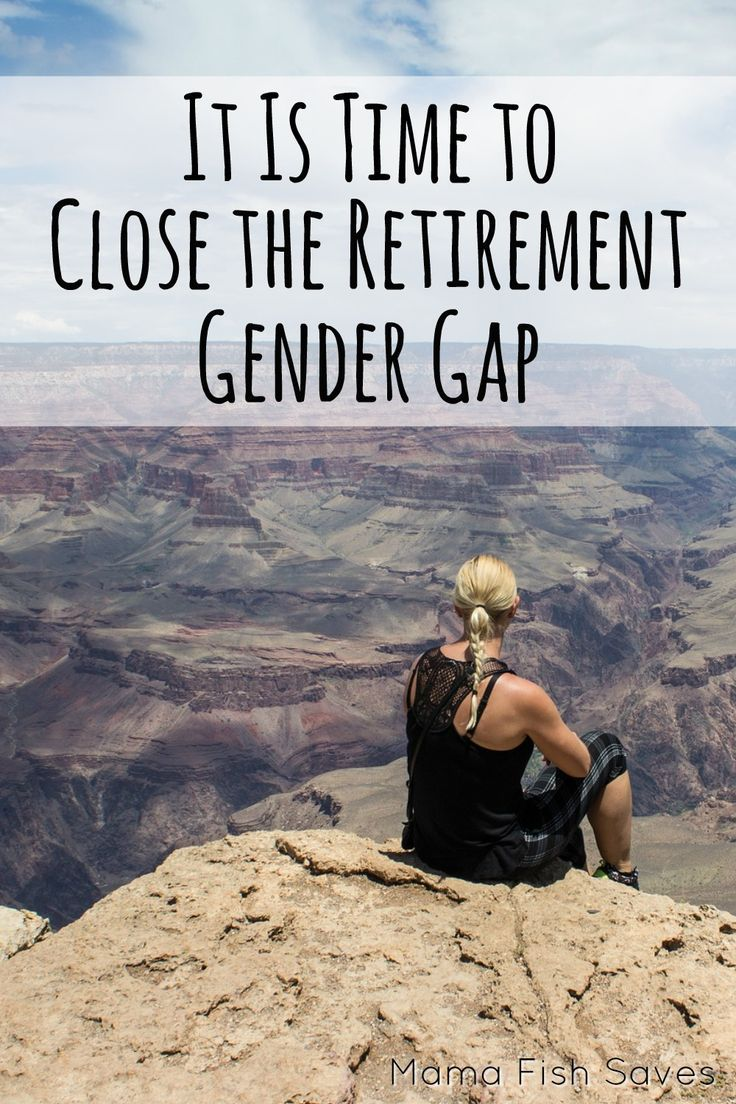 Working women have less than 1/3 saved for retirement than men!