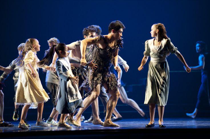 2012 Princess and the Goblin - RWB School Students and Company Dancers - Photo Courtesy RWB Archives