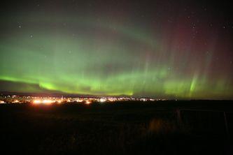 7. Aurora Borealis - October 9th 2012 - Canada