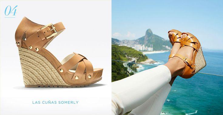 El calzado de Michael Kors llega a El Corte Inglés para lucir zapatos elegantes y sofisticados.  Modalia | http://www.modalia.es/marcas/el-corte-ingles/7136-calzado-michael-kors.html  #Modalia #michaelkors #elcorteingles #shoes #fashion