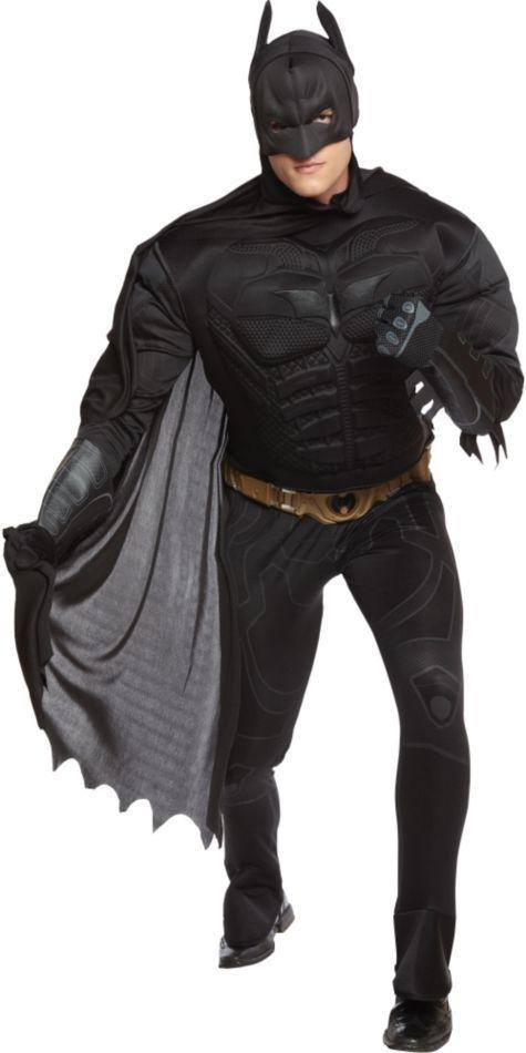 Adult The Dark Knight Batman Costume Party City Sus
