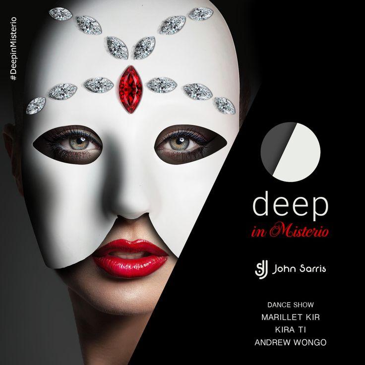 Ένα πέπλο μυστηρίου απλώνεται στο αποψινό Deep in Misterio #1! Μπορείς να βρεις το μυστικό..; #DeepinMisterio #FridayNight
