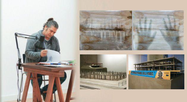 Metáforas para reconstruir Carlos Garaicoa es el artista cubano del momento y uno de los latinoamericanos más reconocidos en el mundo del arte.