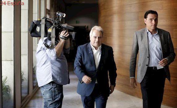 Alfonso Rus: «Nunca he pedido dinero ni para mí ni para el partido»
