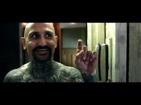 """""""Junkie"""" starring Robert LaSardo and Daniel Louis Rivas, directed by Adam Mason, and written by Simon Boyes and Adam Mason is now available on DVD and Blu-ray. #examinercom #Junkie #moviereview #RobertLaSardo #DanielLouisRivas #AdamMason #comedy #drama #DVD #Movies #IndieCanEntertainment"""