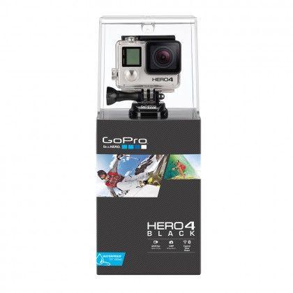 GoPro HERO4 Black Edition (Adventure) | Ski & Snowboard | Starter Sets | camforpro.com
