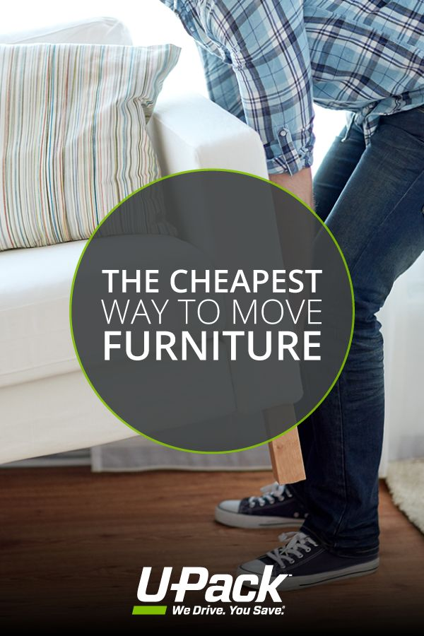 Superior Find Out The Cheapest Way To Move Furniture To Another State With  Affordable Moving Options From