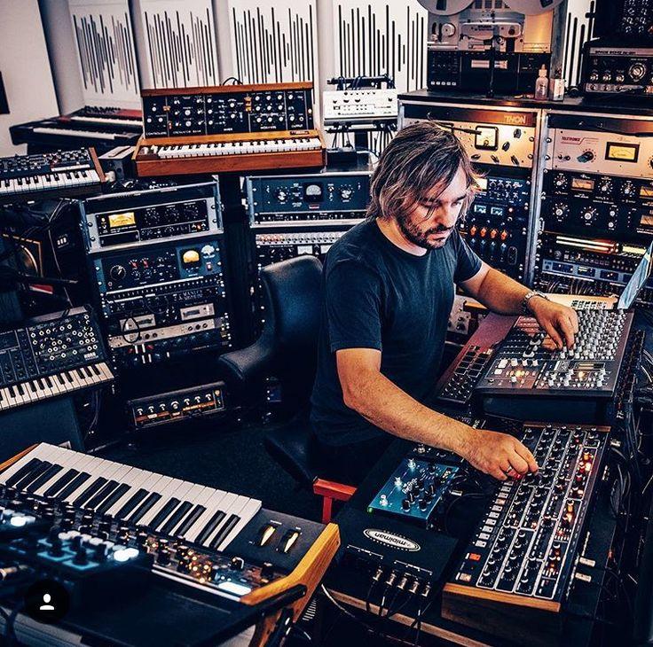 Tech heaven 😍 Music studio room, Home studio music
