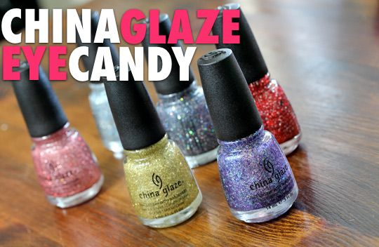 Feast Your Eyes on the China Glaze Eye Candy Collection