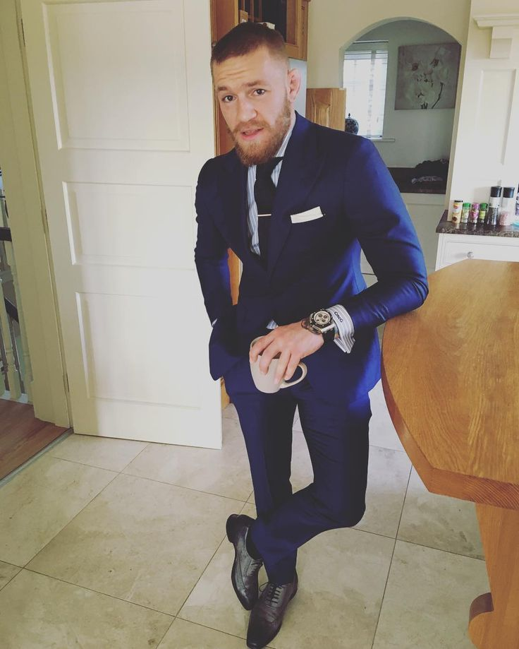 Conor McGregor Has Mastered the Social Media Style Flex | GQ