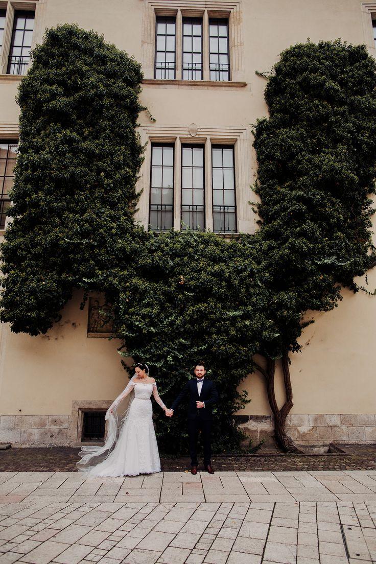Ślubny plener w Krakowie