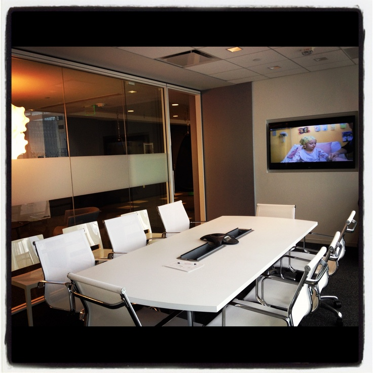 9 best images about conference centre ideas on pinterest for Office design video conferencing