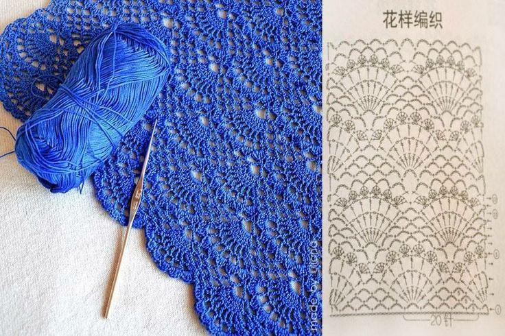 196 best Crochet images on Pinterest | Artesanías, Patrones de ...