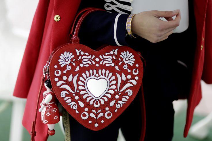 #handbag #luxury #mileva #petratoth #slavic #slovakia #folklore