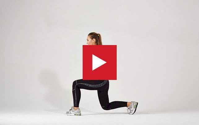 Se hvordan du får stramme lår med fitnessekspert Anne Bechs bedste øvelser i denne træningsvideo.