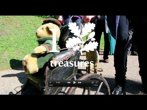 Whatch this great little video to find out more about behind the scenes at the antiques roadshow. © National Trust
