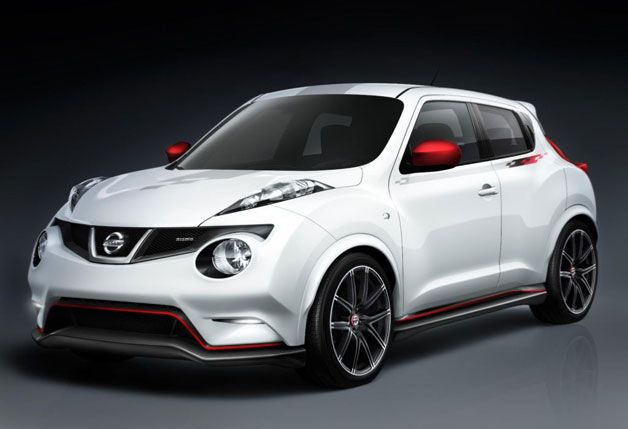 The Nissan Juke Nismo Concept - Bound to make the Juke even more popular in 2013!