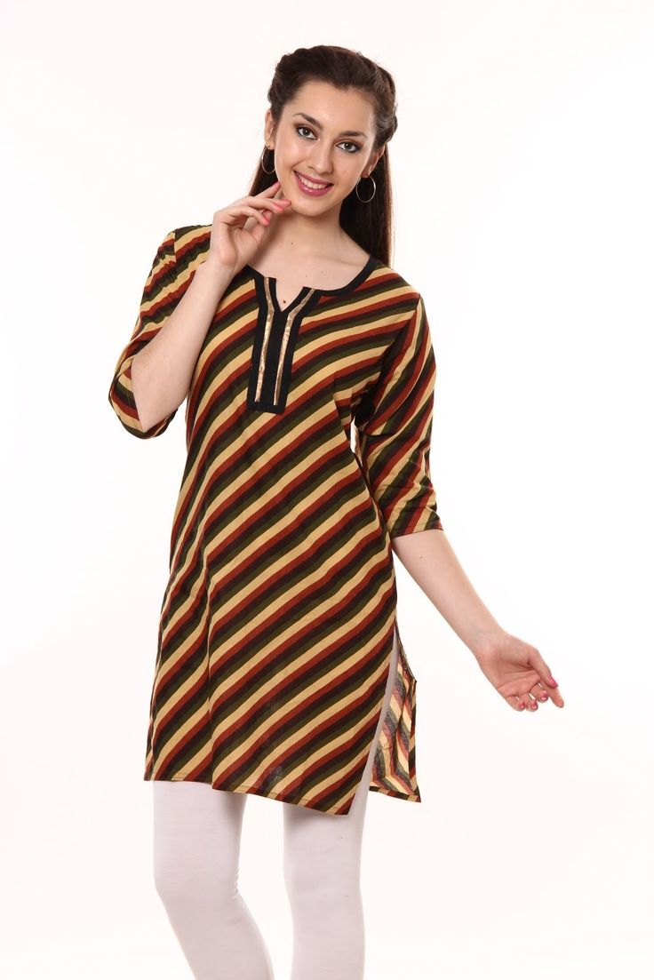 130 best Women's Tunics From India images on Pinterest | Women's ...