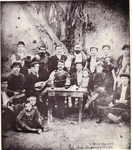 historical pictures rethymno crete