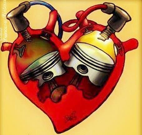 motografo: HEART PISTONS