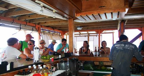 Hurricanes ceviche bar and grill