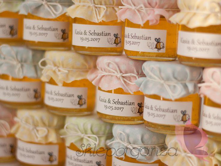 słodki miodek dla gości