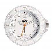 Ice Clock Ice Alarm Clock - White