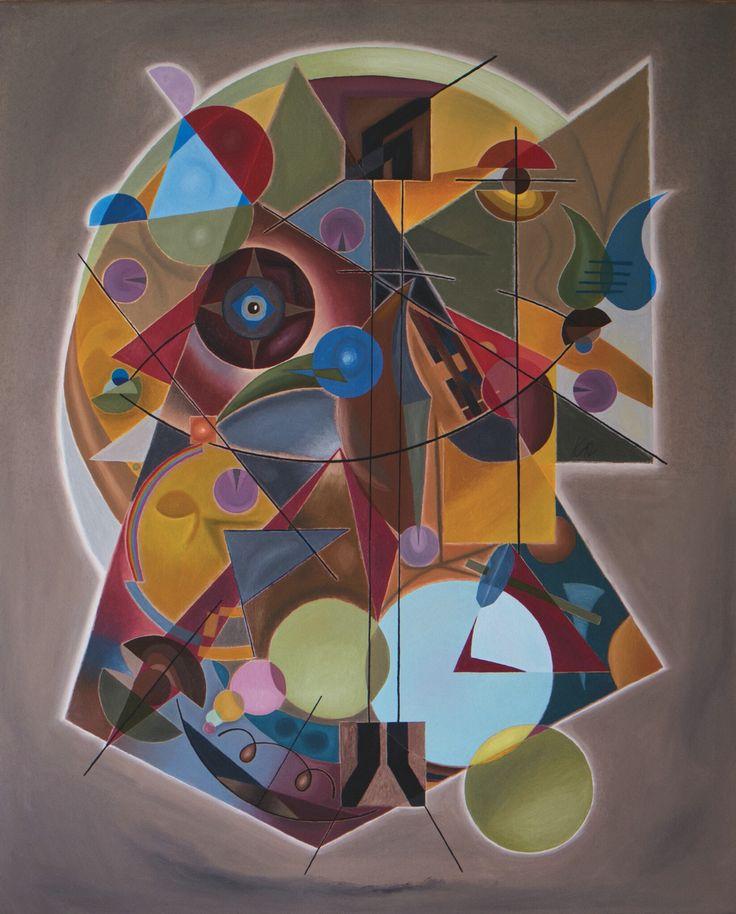 Composition III by David Kounovsky