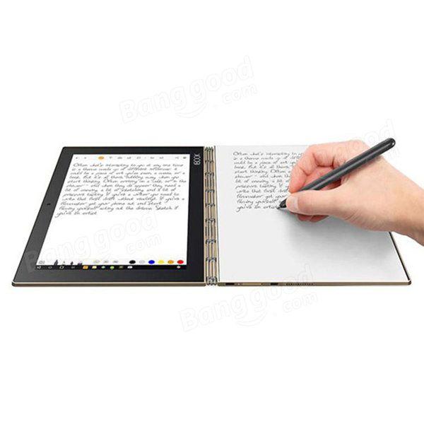 Original Box Lenovo Yoga Book 64GB Intel Atom X5 Z8550 Quad Core 10.1 Inch Android 6.0 Tablet PC Sale - Banggood.com