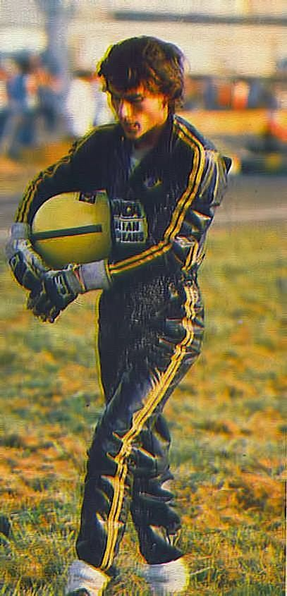 Ayrton Senna: Fotos Ayrton nos Tempos do Kart