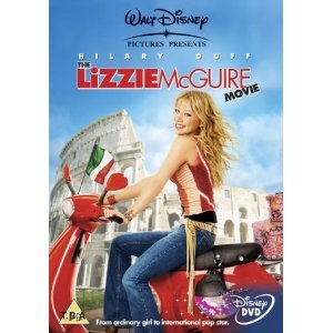 The Lizzie McGuire Movie <3 still I sing along :')