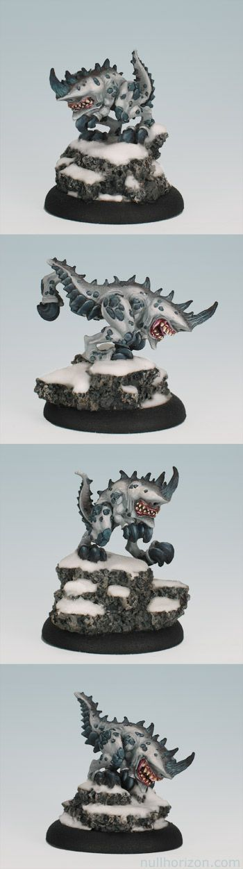 Legion of Everblight Shredders Manufacturer: Privateer Press