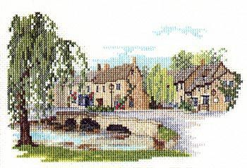 Gallery.ru / Фото #1 - Bourton on the Water - anfisa1