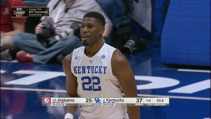 Alabama vs. Kentucky - Game Videos - March 11, 2016 - ESPN