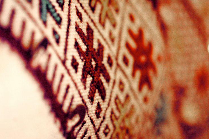 Embroidery moroccan amazight ,  amazing.