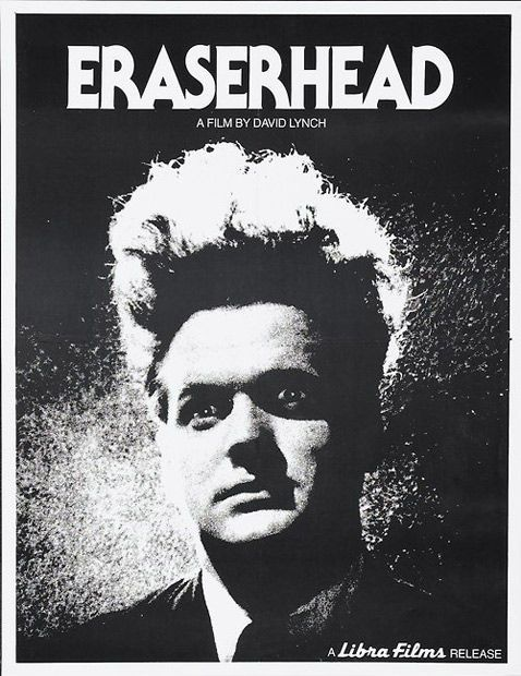 Eraserhead 1977 the 75 most iconic movie posters of all time