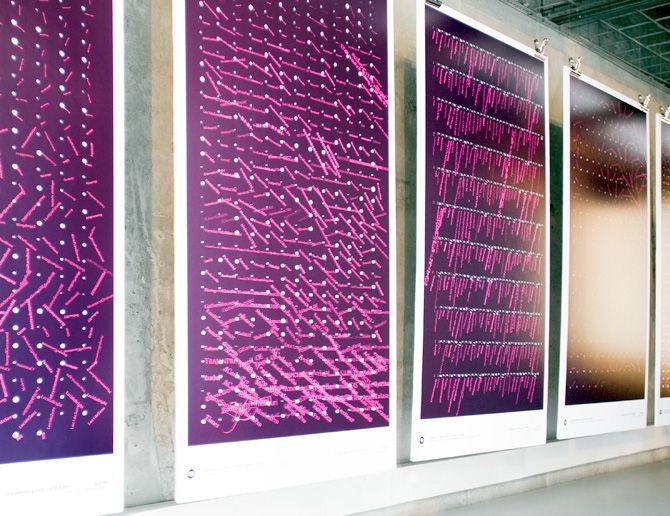Experimental Type Posters - meetgooya: Guy Haviv's design work