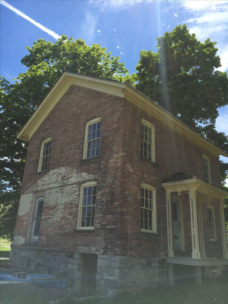 Harriet Tubman's house in Auburn, NY