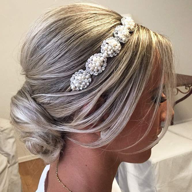 24 Einfache und ausgefallene Ideen für das Tragen von Haarknoten für kurzes Haar – Hair and beauty