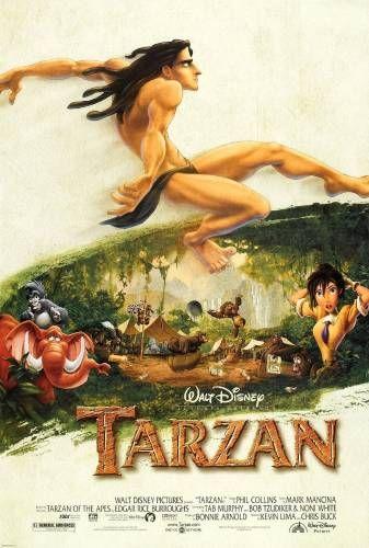 Гледайте филма: Тарзан / Tarzan (1999). Намерете богата видеотека от онлайн филми на нашия сайт.