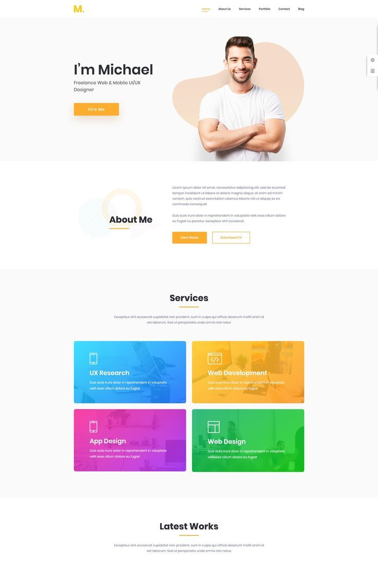Aimen Yaseen I Will Create Clone Redesign And Migrate Your Website For 5 On Fiverr Com In 2021 Portfolio Web Design Portfolio Website Design Portfolio Resume