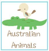 Australian Animals Kindergarten Kit