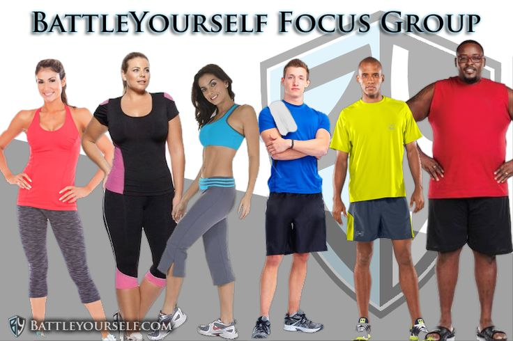 BattleYourself is looking for focus group participants!  You could be chosen to receive a 30-day personalized fitness program for FREE+! Register Now!