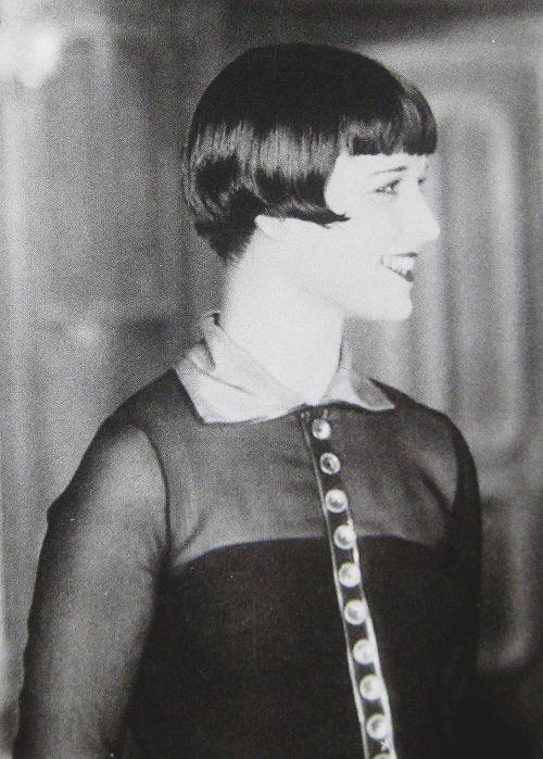 LOUISE BROOKS - Little Black Dress