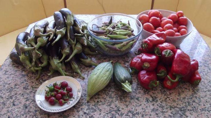 Hepsi bahçeden. Hepsi organik. Büyüklük:  54,2 KB (Kilobyte)