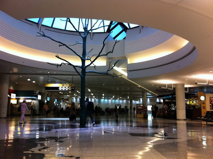 George Bush Intercontinental Airport, Houston, TX