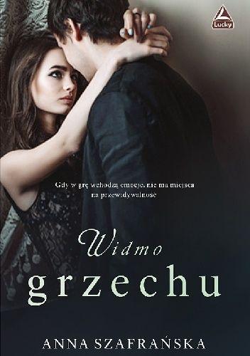 Widmo grzechu. - Anna Szafrańska (3856720) - Lubimyczytać.pl