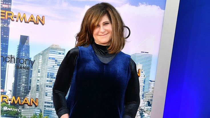 """2:40 PM PDT 7/8/2017  by   Ryan Parker       """"I forgave people, as I hope people forgave me,"""" the former Sony Pictures Entertainment chief said.  Amy Pascal, the former Sony Pictures Entertainment chief at the helm of the studio during the devastating 2014 hack, is now speaking... #Amy #Hack #Living #Pascal #Sony #Speaks"""